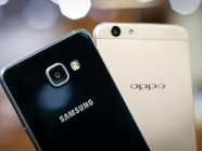 So sánh camera của Galaxy A5 2016 và Oppo F1s