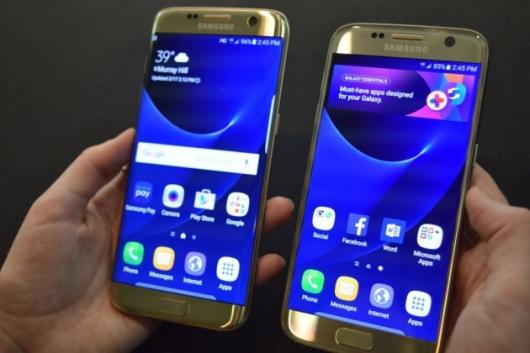 Galaxy S7 edge Đài Loan giống hàng chính hãng đến 99%