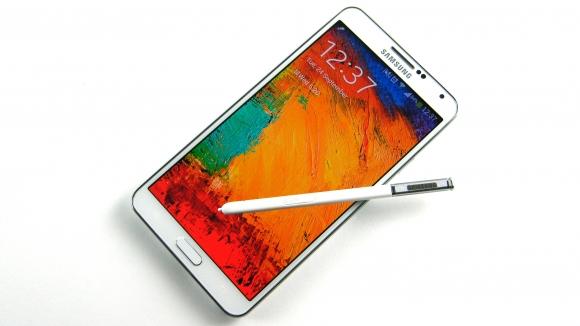 Hình ảnh thiết kế Samsung Galaxy Note 3
