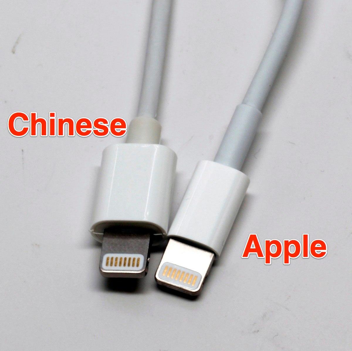 iphone oplader kabel