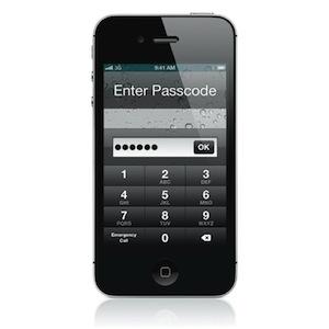 Cách mở khóa iphone 4s, 5, 5s quên passcode( mật khẩu màn hình)